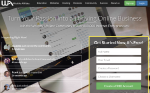 Wealthy Affiliate Classes for Beginners
