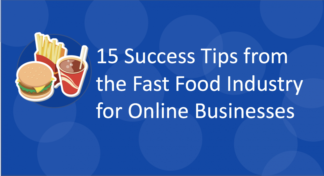 success tips for online business